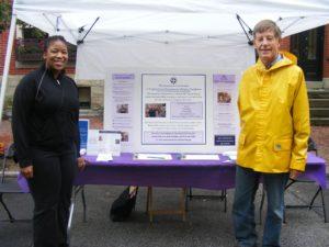 Samaritan Community at Festival on the Hill