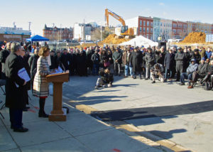 Madison Park North Demolition Ceremony