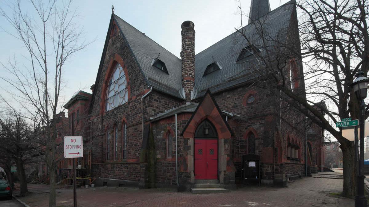 Stawbridge Methodist Church
