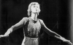 David Bowie, by David Amos
