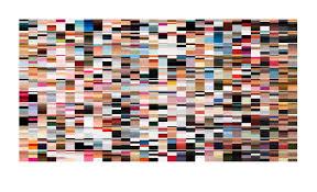 Arthur Buxton Italian Vogue Covers, 1981-2011