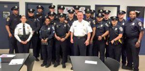 BCPD Foot Patrol 2016