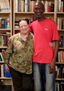 Sharon Krieger and Terrence