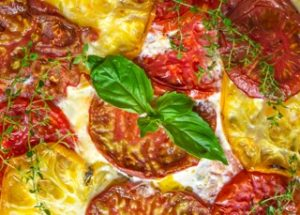 Southern Tomato-Pie-with-Basil