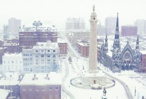 baltimore-snow