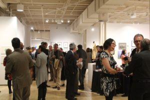 Art auction and exhibition at Midtown Academy