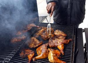 Vibes Grilled Jerk Chicken