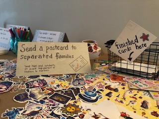 PWP postcards