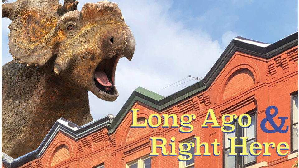 Long Ago and Right Here logo