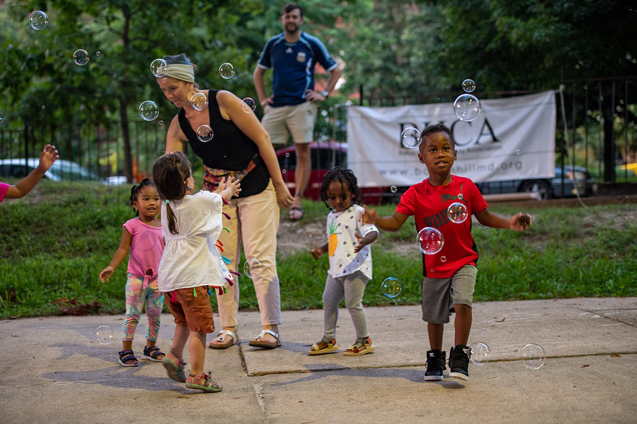 Arts in the Parks Summer 2021