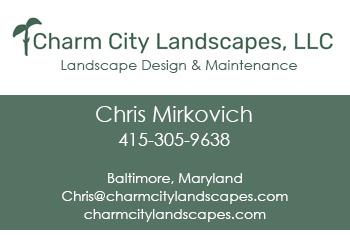 Charm City Landscapes, LLC